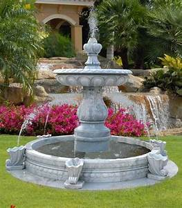 Water fountains front yard and backyard designs for Backyard water features for small yards
