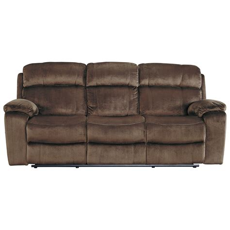 ashley furniture reclining sofa ashley signature design uhland 6480315 contemporary power