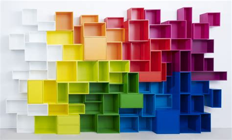 poubelle bureau ikea test cubit faites vous mêmes vos étagères cube après