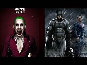 Batman Suicid Squad : suicide squad and new batman v superman footage shown at cineeurope youtube ~ Medecine-chirurgie-esthetiques.com Avis de Voitures
