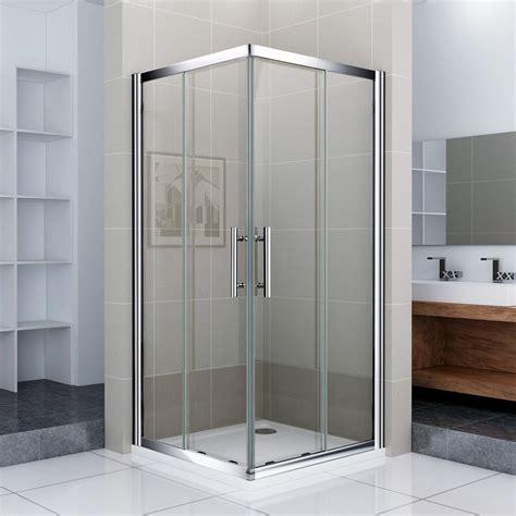 duschkabine mit schiebetür duschkabine duschabtrennung schiebet 252 r eckeinstieg dusche duschwand duschtasse ebay