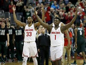 Ohio State men move on to 'most challenging stretch' - The ...