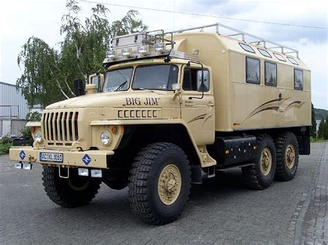 ural 4320 kaufen ural 4320 show truck 6x6 wohnmobil cer truck from germany for sale at truck1 id 1275508