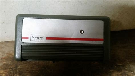 Sears Vintage Remote Garage Door Opener Single Button 139. Garage Door Locksmith. Spring For Garage Door. Vintage Exterior Doors. Wall Curio Cabinet Glass Doors. Glass Cabinet Door. Double Swing Doors. Commercial Garage Door Repair. Home Depot Garage Opener