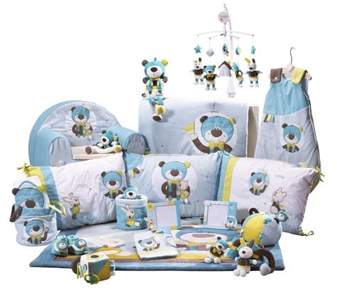 chambre sauthon parure de lit bébé taie paddy