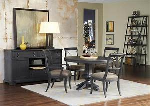 Woods Furniture Gallery Granbury TX Vintage Tempo Black