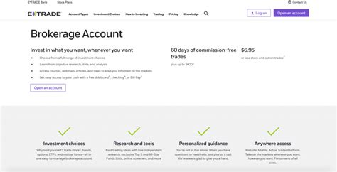 etrade reviews  review   global financial