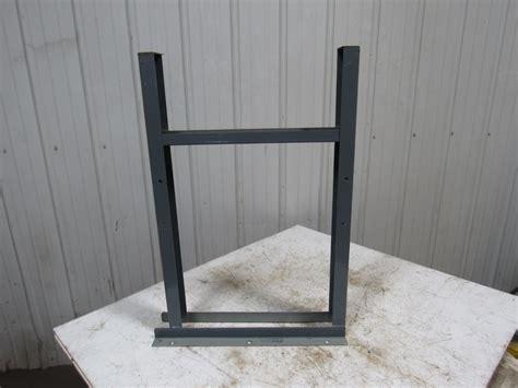 heavy duty industrial steel shop table legs workbench