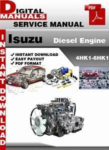 Isuzu Diesel Engine 4hk1