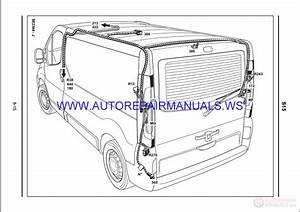 Renault Trafic Workshop Wiring Diagram
