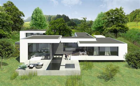 Moderne Architektur Häuser Kaufen by Doppelhaus Moderne Architektur Wohn Design