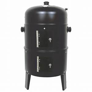 Baupläne Smoker Grill : smoker barbecue bbq 3 in 1 charcoal grill outdoor garden ~ Articles-book.com Haus und Dekorationen