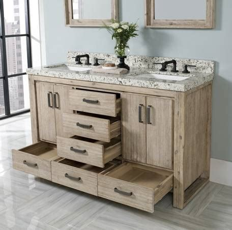 fairmont designs oasis modular double sink vanity