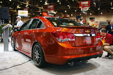 Tricked Out Chevy Cruze  Autos Post