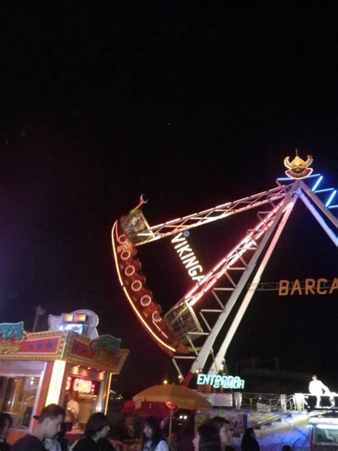 The Boat Ride In Spanish by Bizarre Spanish Fair Rides