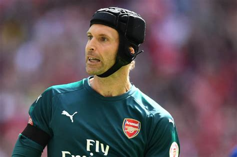arsenal transfer news petr cech tipped for shock emirates departure daily