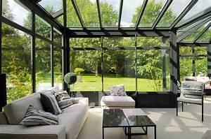 Profilé Aluminium Pour Veranda Vente Particulier : veranda alu technal ~ Melissatoandfro.com Idées de Décoration