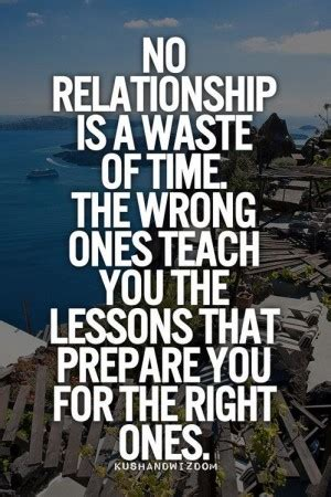 Wasted Time Relationship Quotes