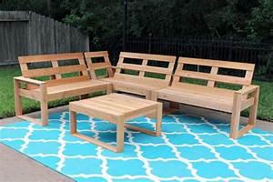 free diy outdoor sofa plans gray house studio With diy outdoor sectional sofa plans