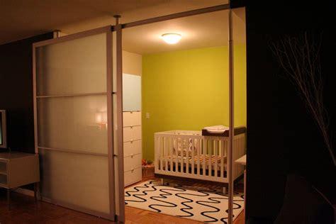 room divider  stolman poles  ikea sliding doors