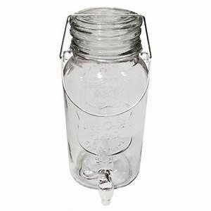 Glas Mit Bügelverschluss : getr nkespender bowlegef rumtopf retro aus glas mit ~ Eleganceandgraceweddings.com Haus und Dekorationen