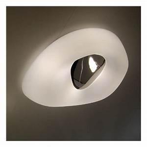 Plafonnier Salle De Bain : plafonnier design salle de bain vesuvio millumine ~ Dailycaller-alerts.com Idées de Décoration