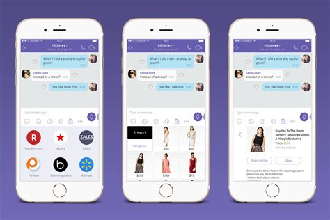 chat app viber hopes you ll shop from its keyboard