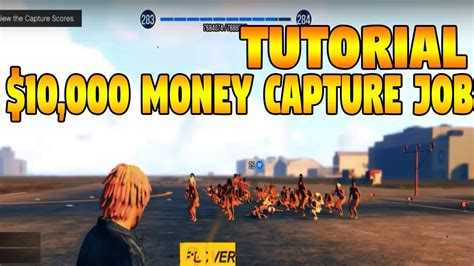 gta money job capture