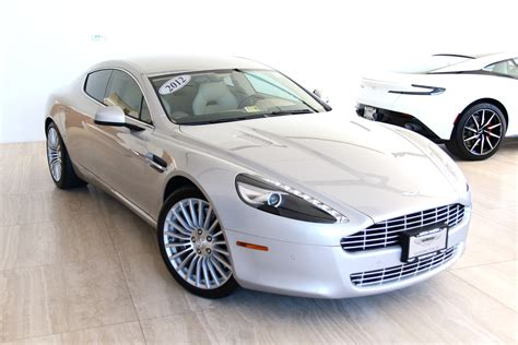 Aston Martin Mp3 by 2012 Aston Martin Rapide Stock Pf02712 For Sale Near