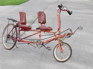 1998 Recumbent Tandem Bike