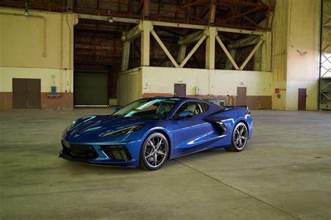 2020 Chevy Corvette Stingray