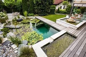 Mini Pool Im Garten : gartenteiche schwimmteiche franke garten und ~ A.2002-acura-tl-radio.info Haus und Dekorationen