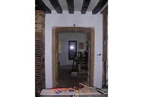 mise en place d39une porte dans un mur porteur libertalia With creer une porte dans un mur porteur