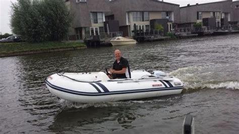 Rubberboot Jockeyseat by Suzumar 350 Rib Met Jockeyseat En 9 9pk 2de Pinksterdag