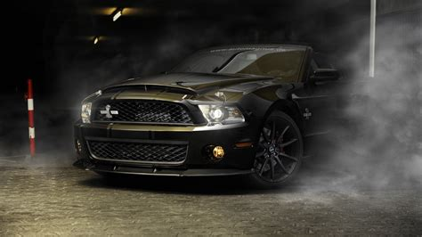Ford Mustang Shelby Cobra Gt 500 Full Hd Fond Dcran And
