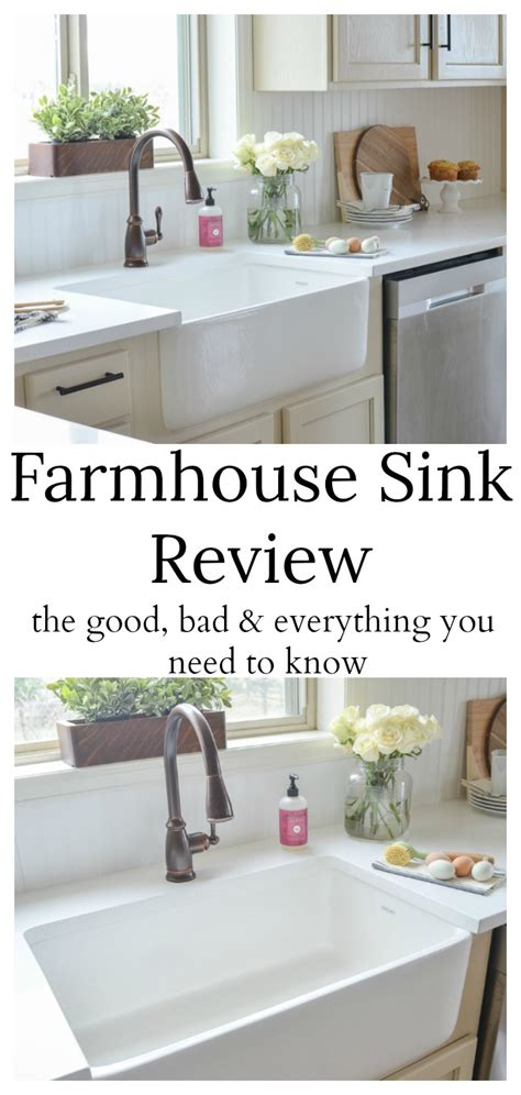 fireclay kitchen sink reviews farmhouse sink review 7204