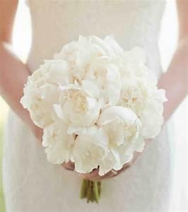 Bouquet De La Mariée : photo bouquet de mari e 2017 un bouquet rond de ~ Melissatoandfro.com Idées de Décoration