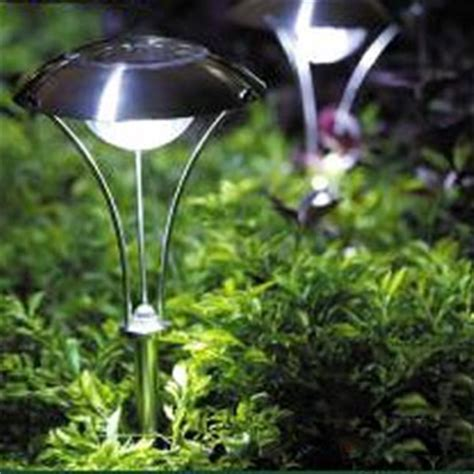 what exactly are solar garden lights