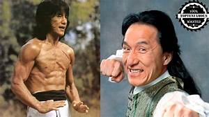 Jackie Chan | From 1 to 62 Years Old - YouTube