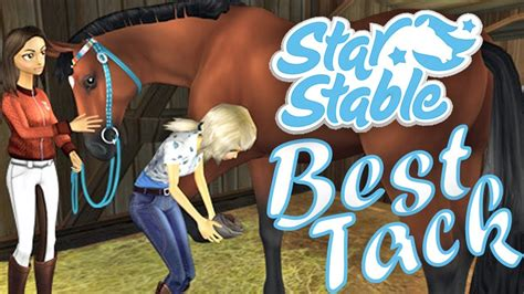sso tack stable star gear