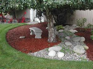 Landscaping Ideas Around Trees Pictures Backyard