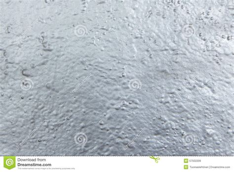 wall painted  chrome spray paint stock image image