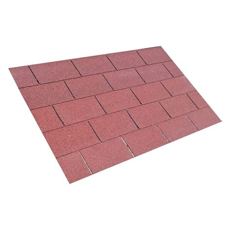 1 square of shingles is how many square square butt 3 tab roofing felt shingles in red 3m2 pack roofing superstore 174