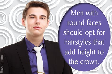These Men's Hairstyles For Round Faces Will Redefine Your Look