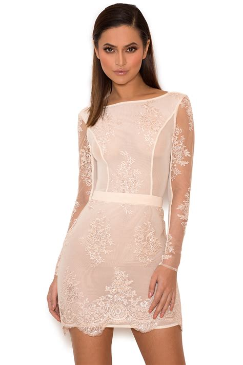 light pink lace dress clothing bodycon dresses 39 sathea 39 light pink lace and