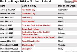 bank holidays    uk  printable templates