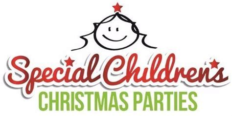 special children s christmas party kids charity new