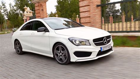 Cla is powered by a 2143 cc diesel engine which mercedes benz cla class has a top speed of around 220 kmph and has a certified mileage of 17.09 kmpl. Mercedes Benz CLA 220 CDI Test Drive - Prueba HD - YouTube