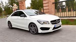 Mercedes Cla Blanche : mercedes benz cla 220 cdi test drive prueba hd youtube ~ Melissatoandfro.com Idées de Décoration