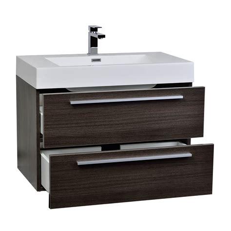 wall mounted bathroom vanity buy 31 5 quot wall mount modern bathroom vanity mirror set